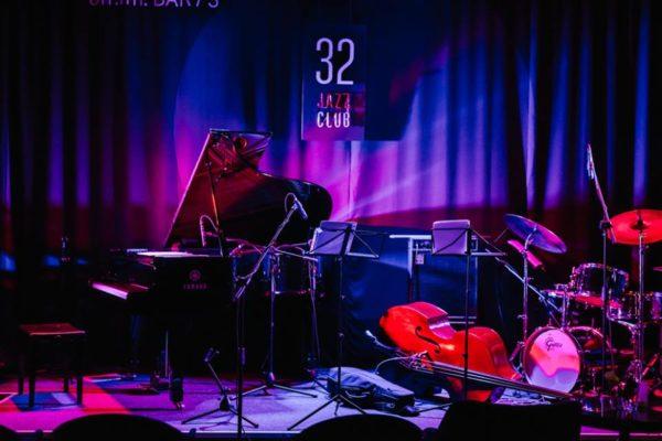 Трио Бенито Гонсалеса / Chamber Jazz Аркадия Овруцкого: як це було