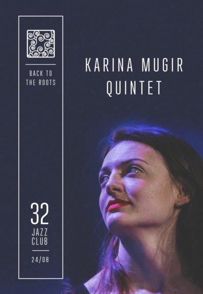 Karina Mugir Quintet - Back To Roots