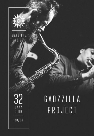 Gadzilla Project - Male The Noise