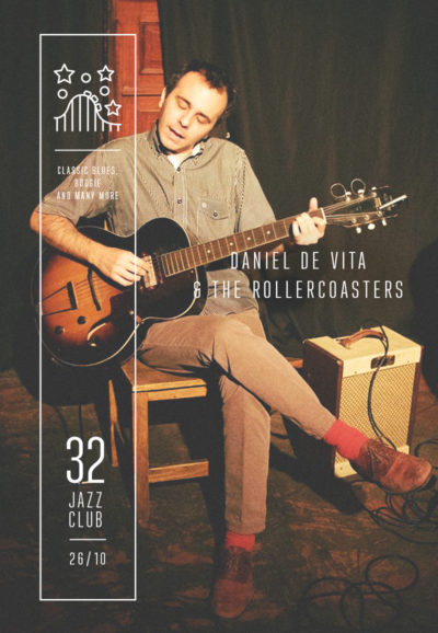 Daniel De Vita & The Rollercoasters - Classic Blues, Boogie And Many More