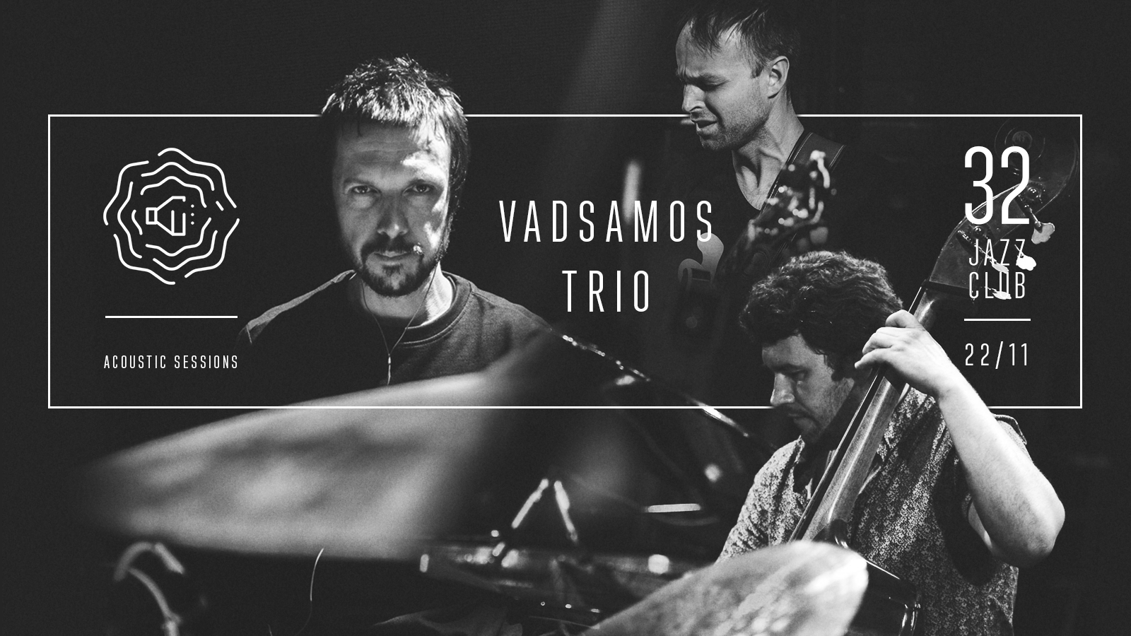 VADSAMOS Trio - Acoustic Sessions