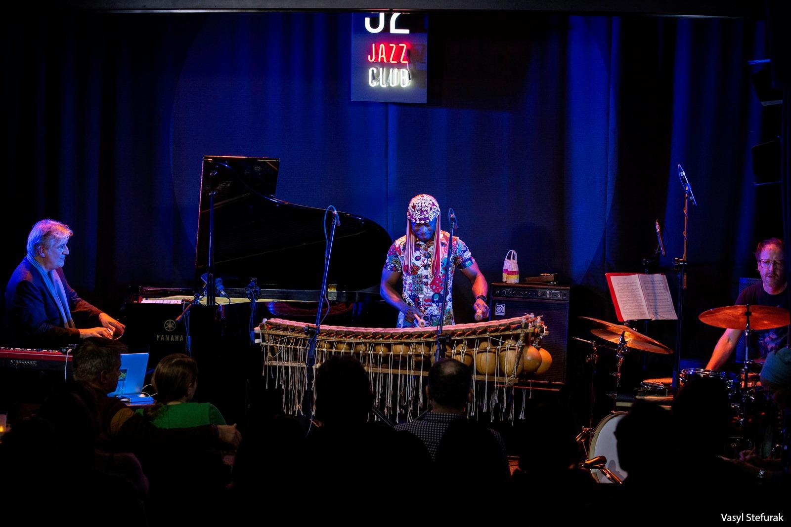 06/12 Hans Ludemann & Trio Ivoire. Фото: Василь Стефурак