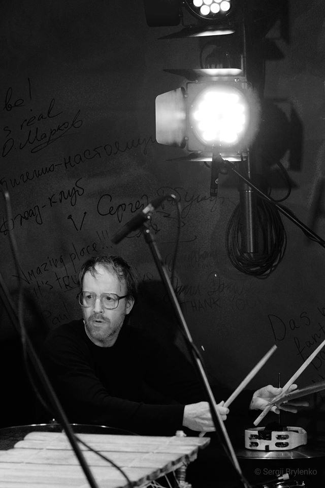 06/12 Hans Ludemann & Trio Ivoire. Фото: Сергій Бриленко