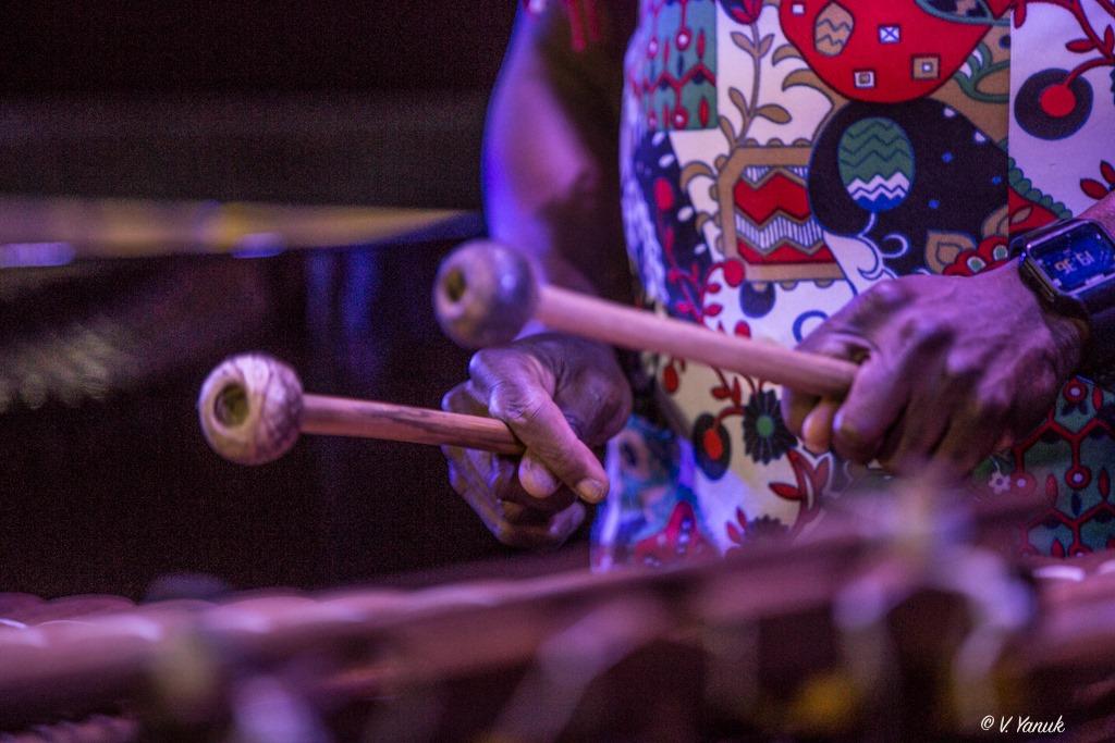 06/12 Hans Ludemann & Trio Ivoire. Фото: В'ячеслав Янюк