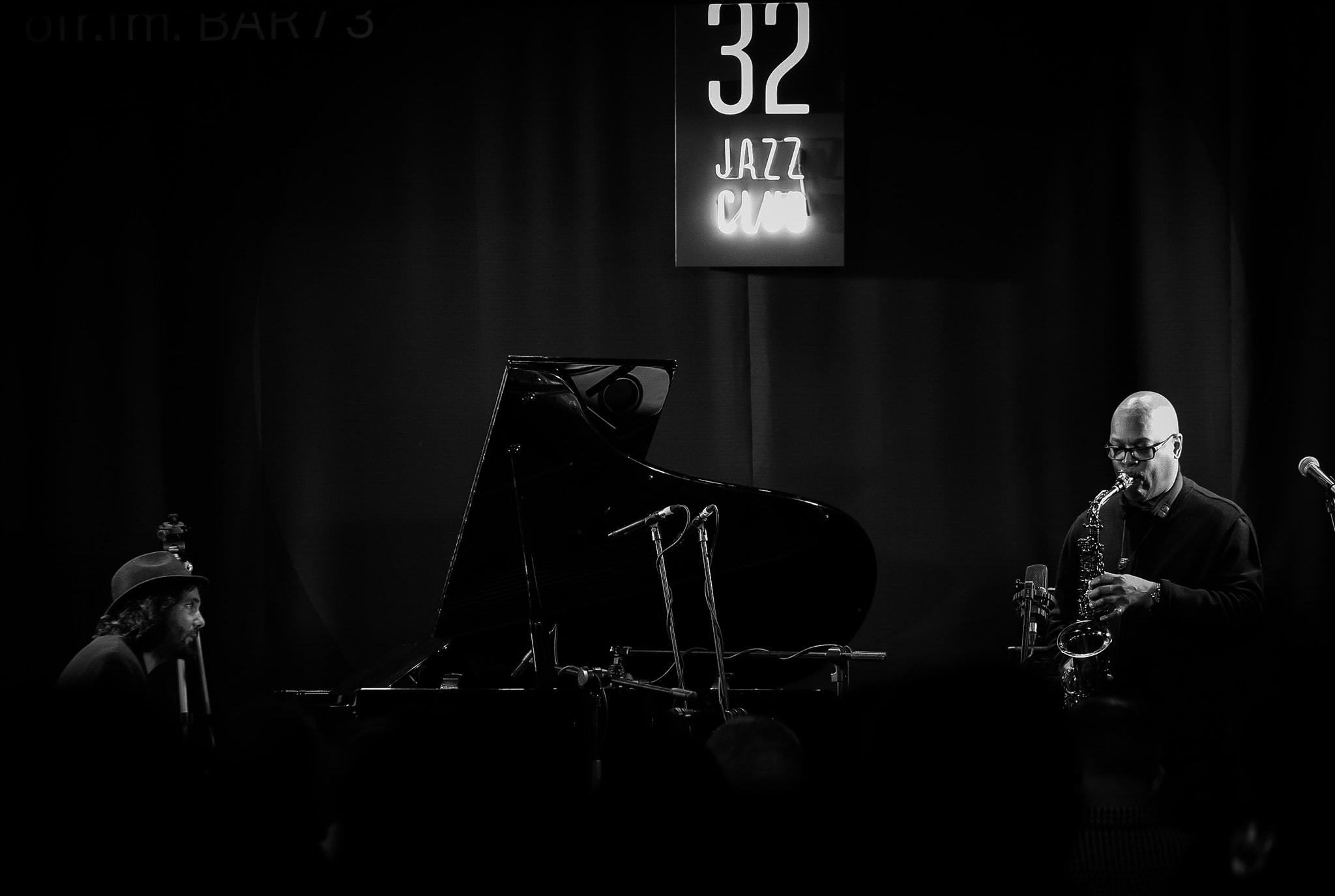 07/12 Greg Osby & Tal Cohen. Фото: Андрій Оліфіренко