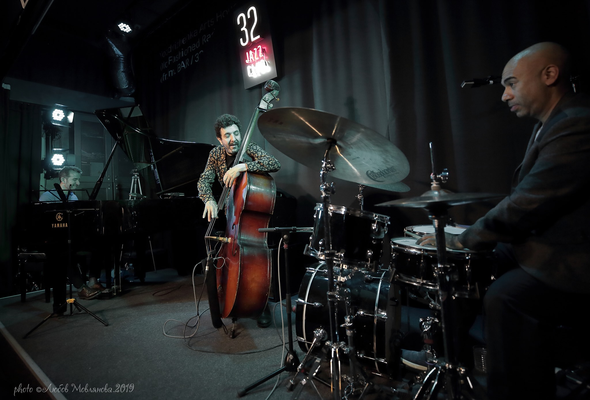 13/12 Yes! Trio. Фото: Любов Мовлянова