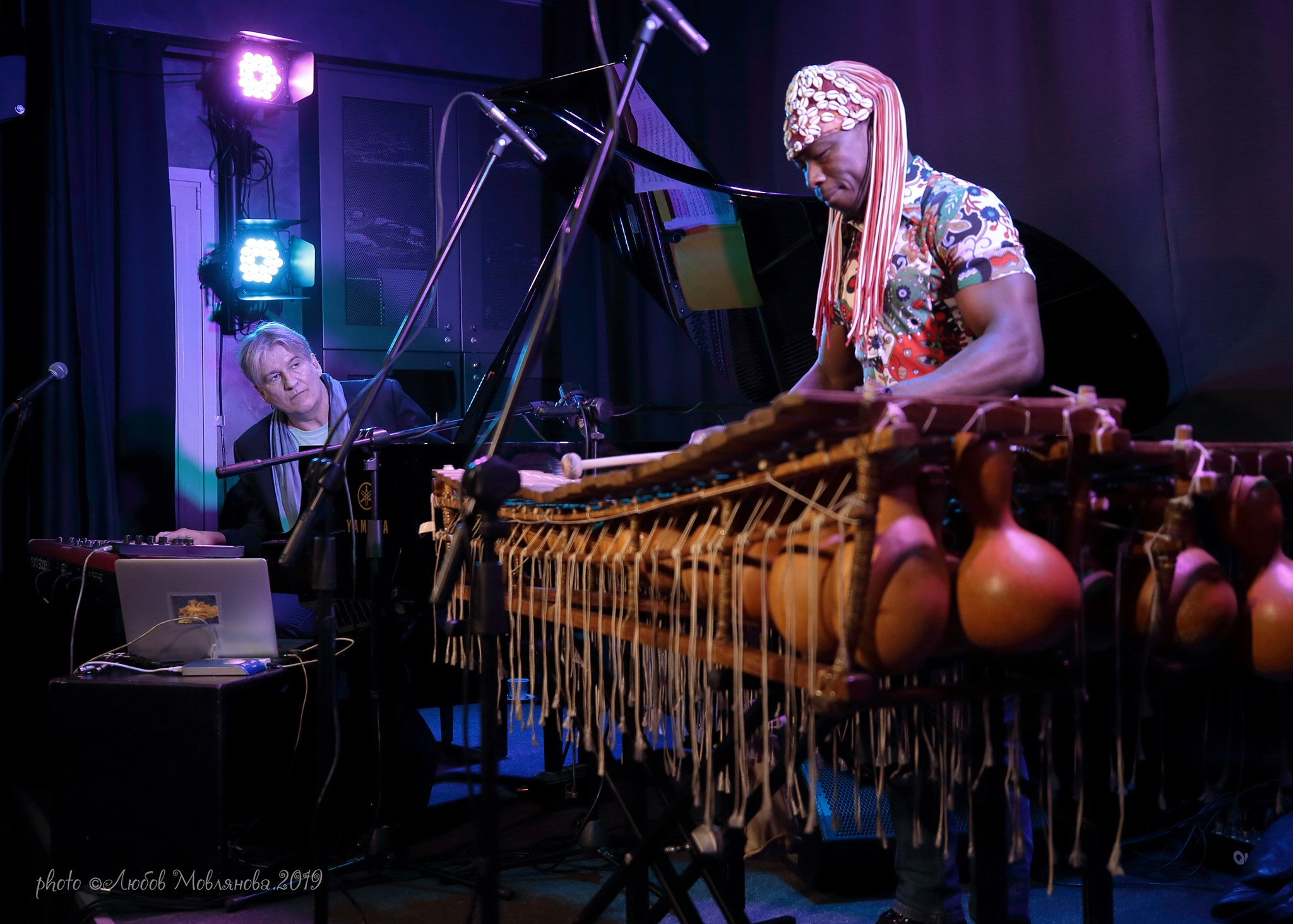 06/12 Hans Ludemann & Trio Ivoire. Фото: Любов Мовлянова