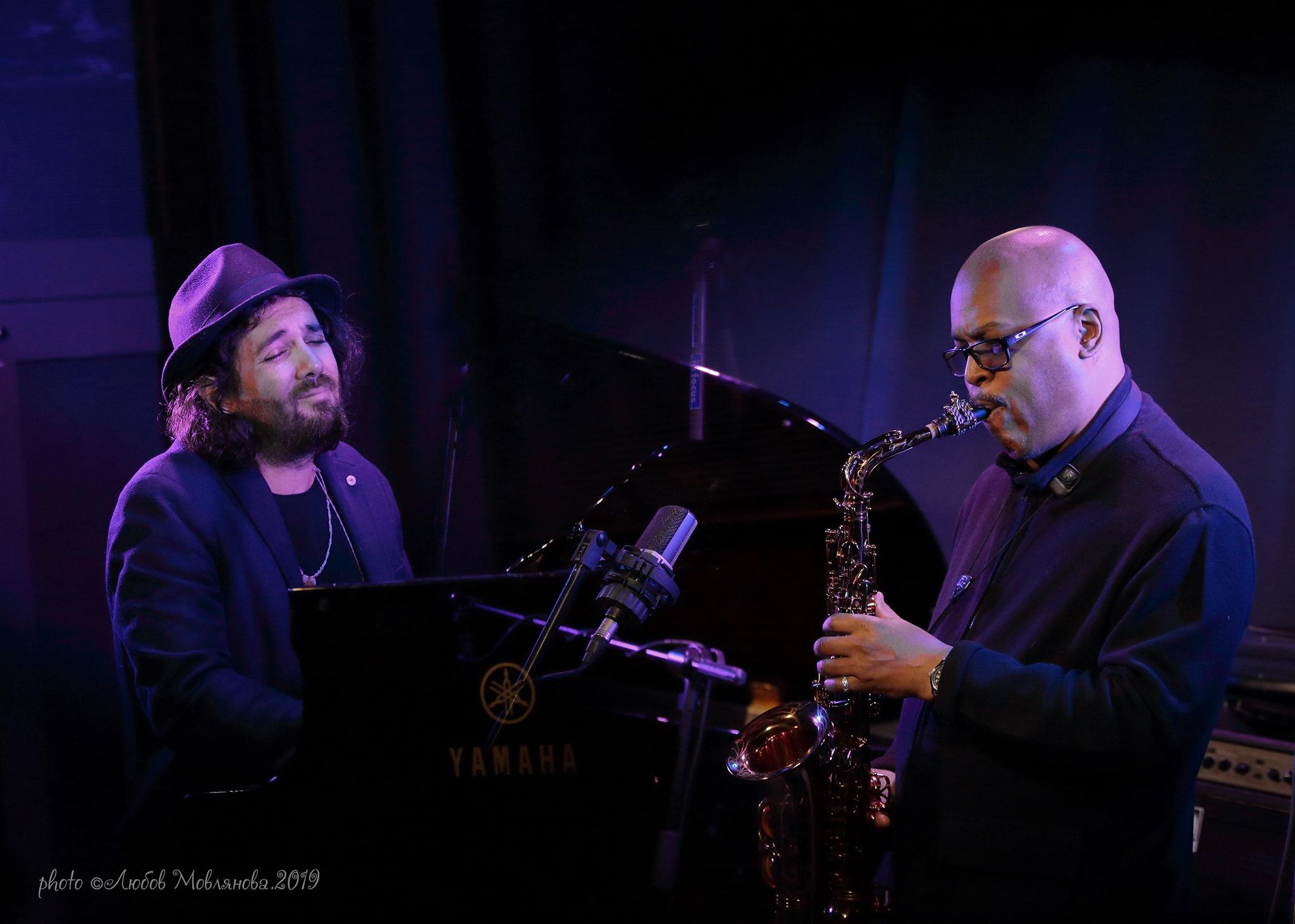 07/12 Greg Osby & Tal Cohen. Фото: Любов Мовлянова