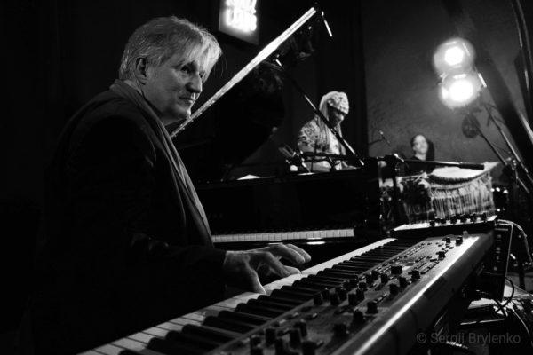 Hans Lüdemann Trio Ivoire