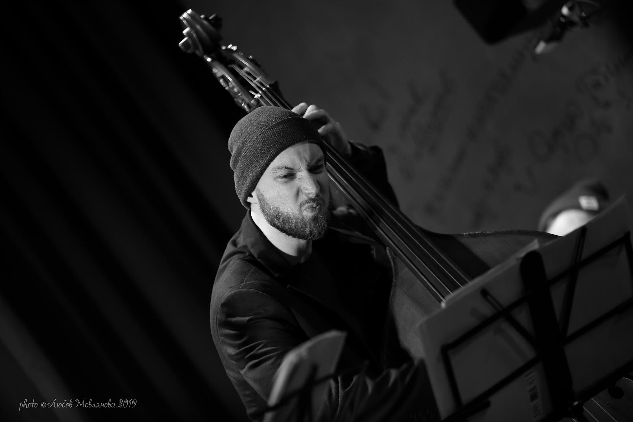 14/12 Bogdan Gumenyuk Quartet feat. Sandy Eldred. Фото: Андрій Оліфіренко