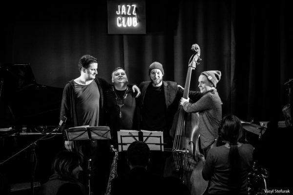 Bogdan Gumenyuk Quartet feat. Sandy Eldred