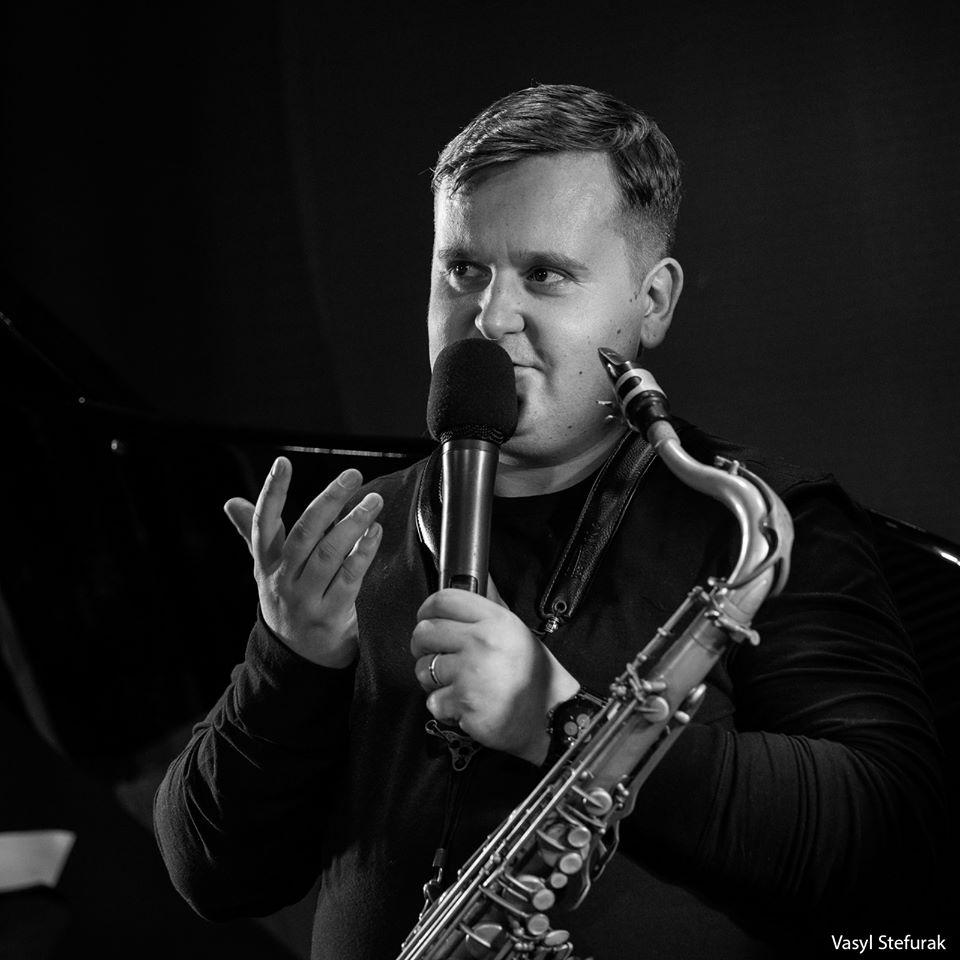 14/12 Bogdan Gumenyuk Quartet feat. Sandy Eldred. Фото: Василь Стефурак