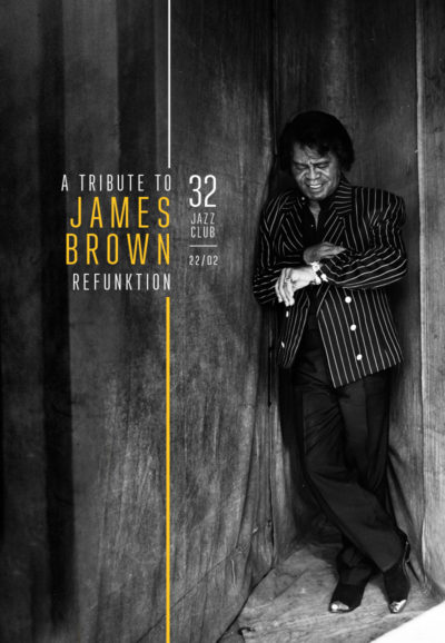reFUNKtion — Tribute To James Brown
