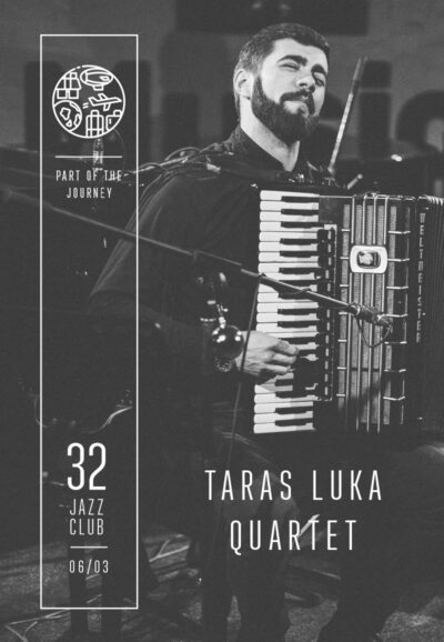 Taras Luka Quartet - Part Of The Journey