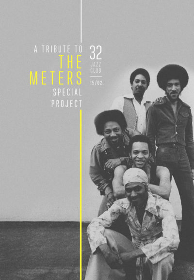 Special Project - Tribute To The Meters