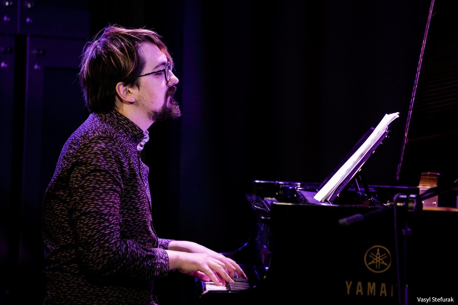 01/02 Nikolai Ryshkov Quintet. Фото: Василь Стефурак