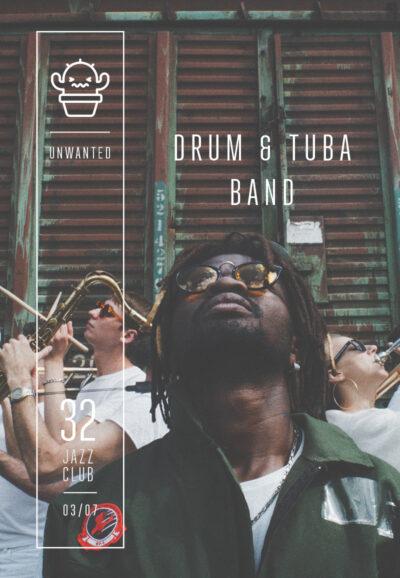 Drum&Tuba Band - Unwanted