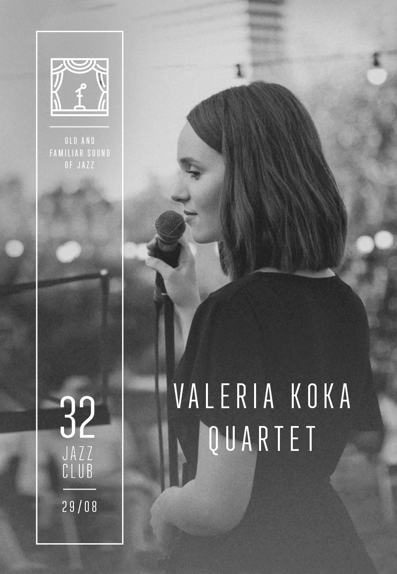 Valeria Koka Quartet - Old And Familiar Sound Of Jazz