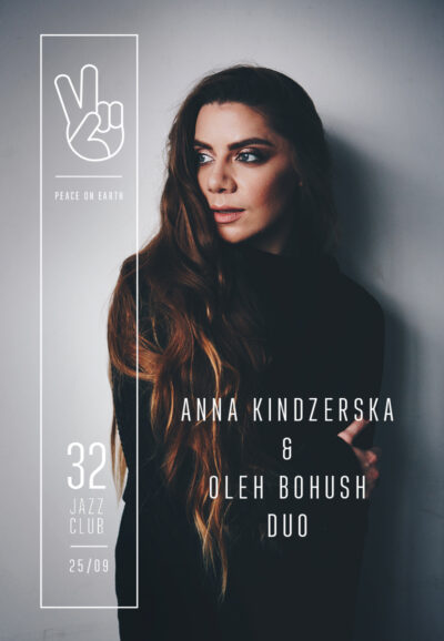 Anna Kindzerska & Oleh Bohush Duo - Peace on Earth