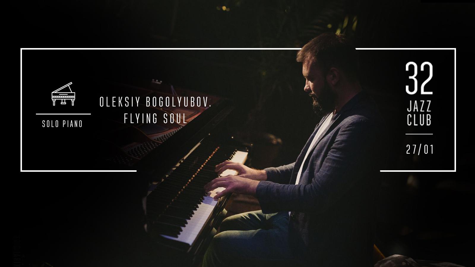 Solo Piano. Oleksiy Bogolyubov