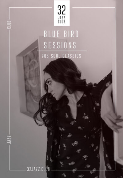 Blue Bird Sessions - 70s Soul Classics