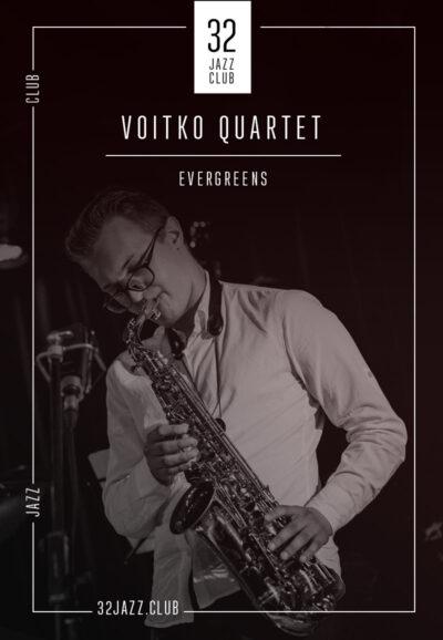 Voitko Quartet - Evergreens