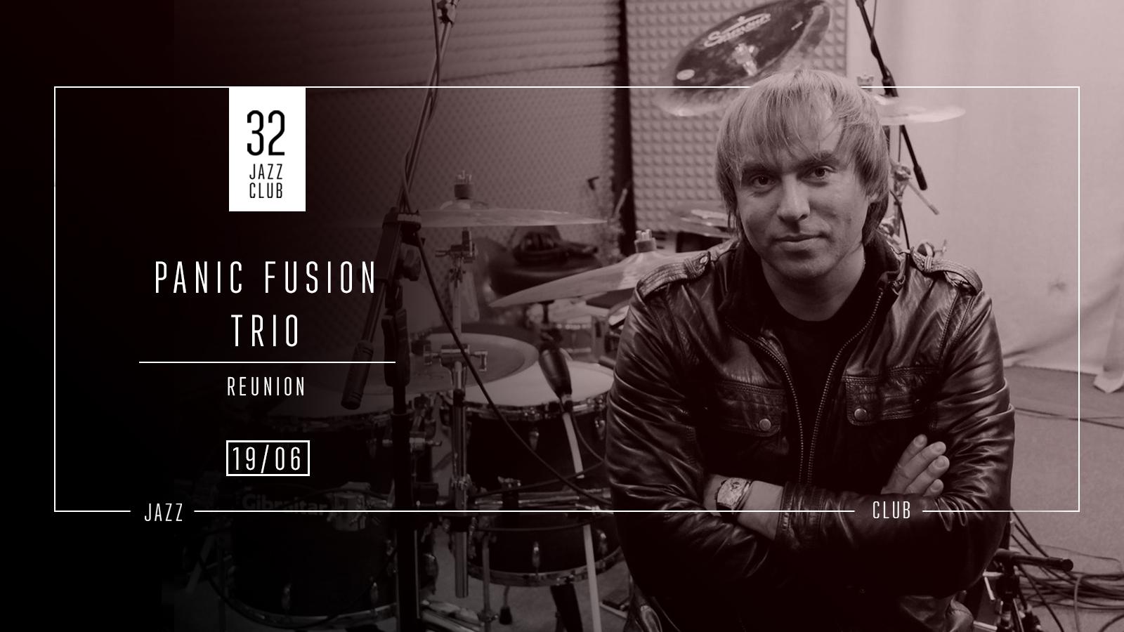 Panic Fusion Trio - Reunion
