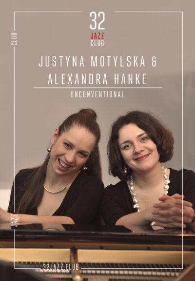 Justyna Motylska & Alexandra Hanke - Unconventional