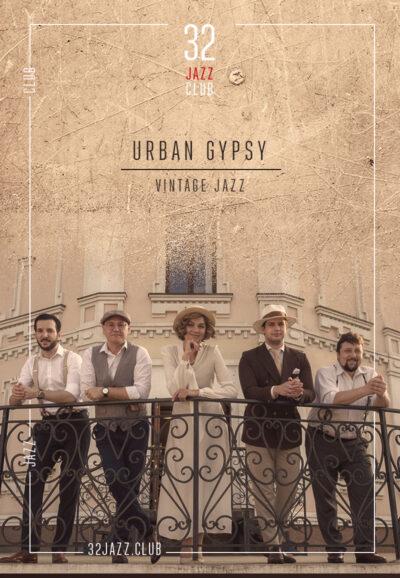 Urban Gypsy - Vintage Jazz